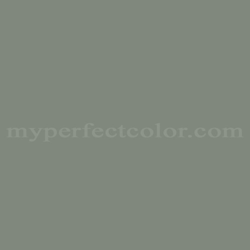 Match of Behr™ PPF-34 Peaceful Glade *