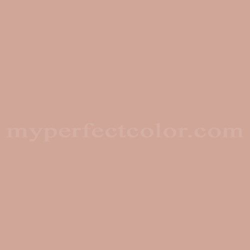 Match of Behr™ UL120-16 Pink Ginger *