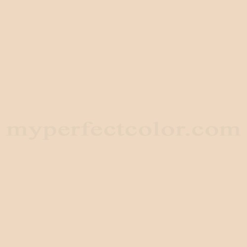 Match of Behr™ UL140-15 Porcelain Skin *