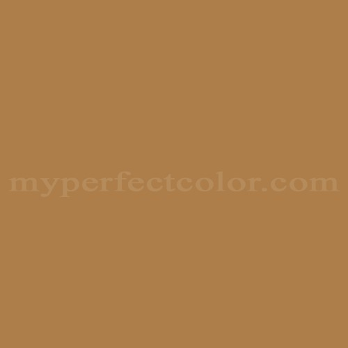 Match of Behr™ UL160-2 Gold Plated *