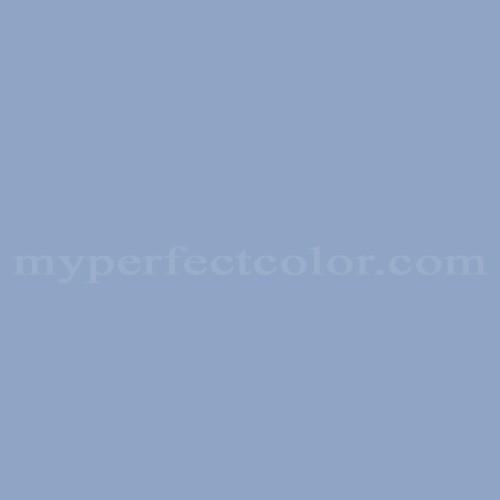 Match of Behr™ UL240-16 Blue Hydrangea *