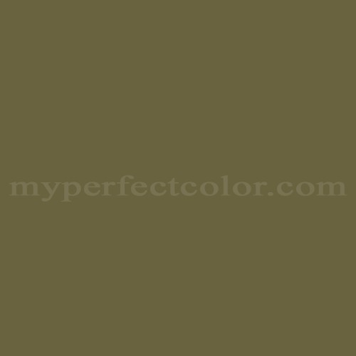 Match of General Paint™ CLV 1141N Palm *