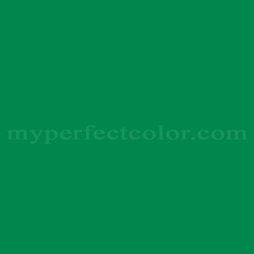 Match of General Paint™ CLV 1145N Jade *