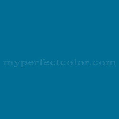 Match of General Paint™ CLV 1166N Blue Blood *