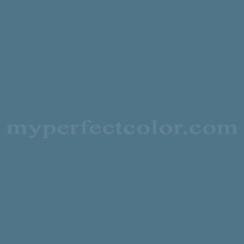 Match of Martha Stewart™ MSL164 Blue Suede *