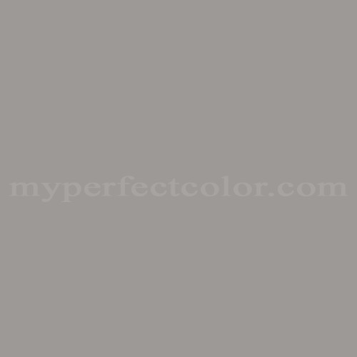 Martha Stewart Cement Gray Paint : Martha stewart msl cement gray myperfectcolor