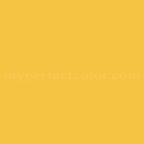 Match of Sico™ 6098-64 Citron Fonce *