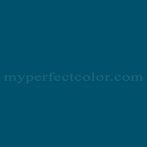 Match of Sherwin Williams™ SW2941 Blue Grotto *