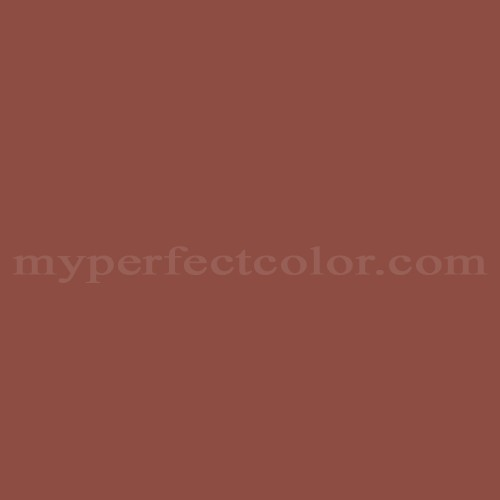 Match of Sherwin Williams™ SW3020 Cape Cod Red *