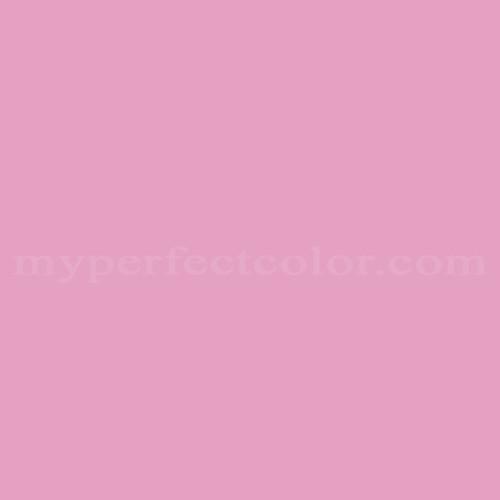 Color Match Of Valspar Ci218 Princess Pink