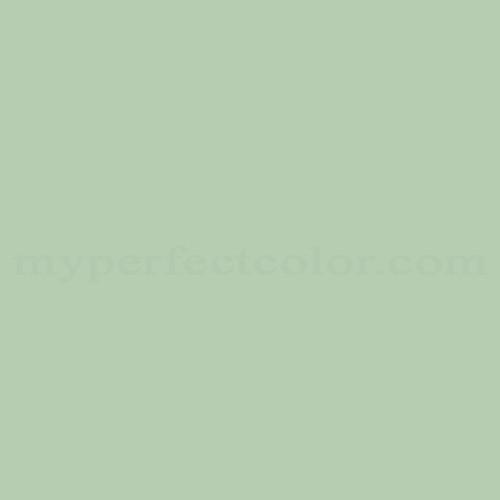 Color Match Of Valspar Ci28 Retro Green