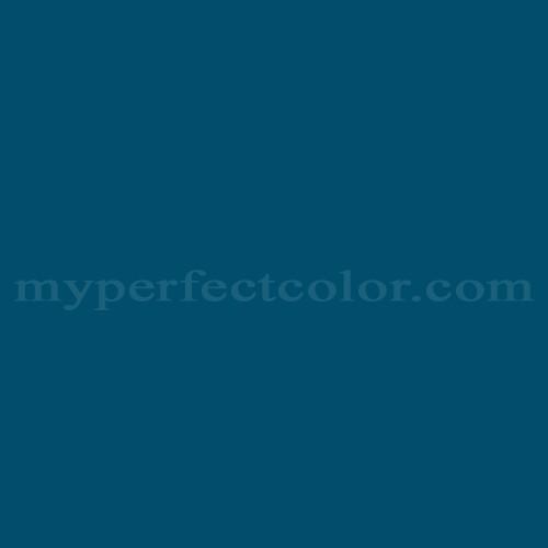Color Match Of Valspar CI8 Fine China Blue*