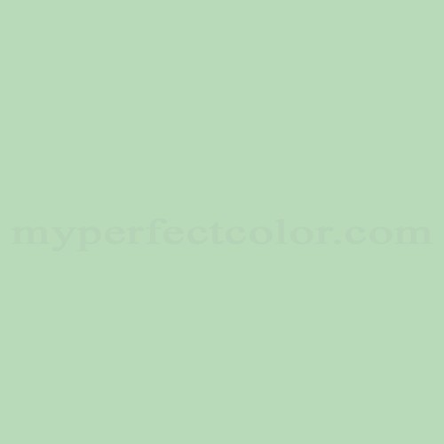 Color Match Of Ici French Green