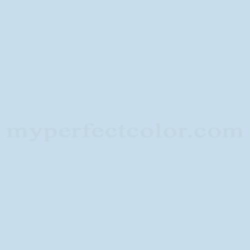 Match of Dutch Boy™ B015 Blue Oasis *