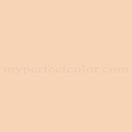 Match of Dutch Boy™ BHG406 Elegant Peach *