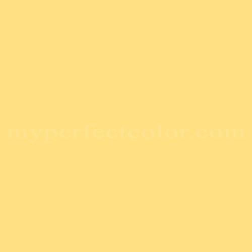 Match of Dutch Boy™ BHG609 Bright Sunshine *