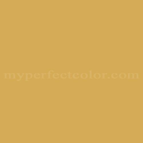 Match of Dutch Boy™ BHG615 Yellow Star *