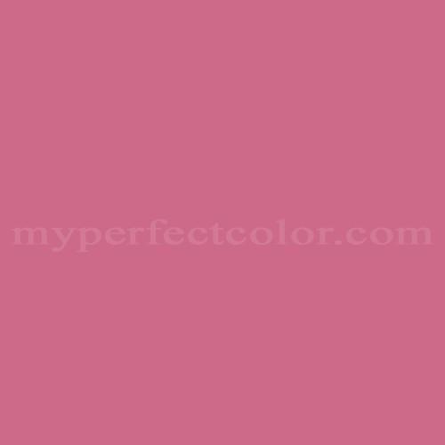 Match of Dutch Boy™ DC038 Pink Positive *