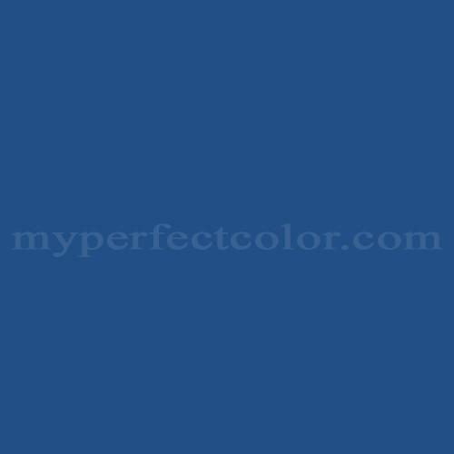 Match of Dutch Boy™ DC058 Blue Platform *