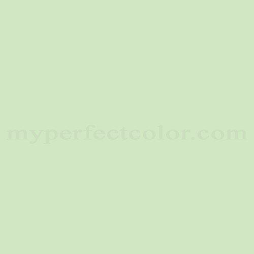 Match of Dutch Boy™ G025 Mint Frosting *