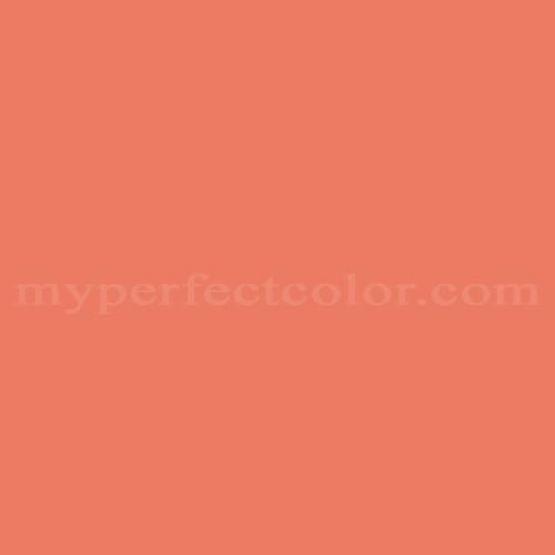 Match of Dutch Boy™ OR15 Coral Silk *