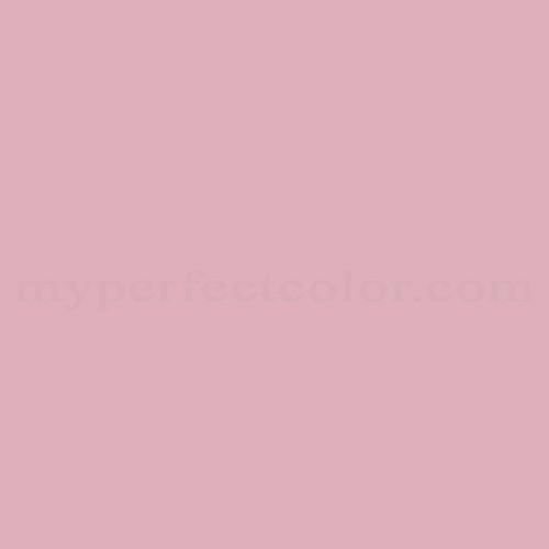 Match of Dutch Boy™ R030 Fluffy Pink *