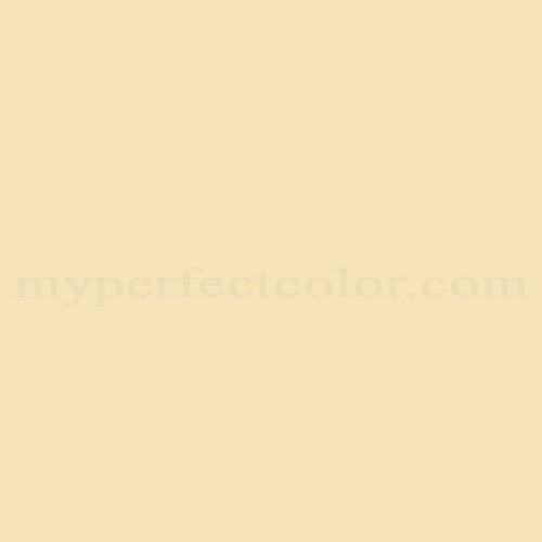 Match of Dutch Boy™ Y014 Cocoa Butter *