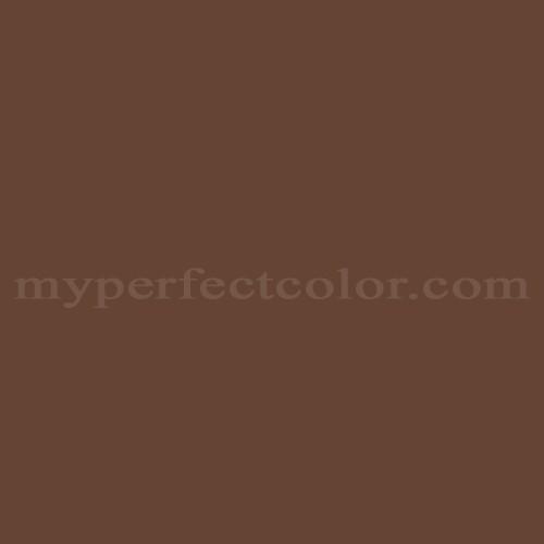 Match of Tnemec™ 42BR Chocolate *