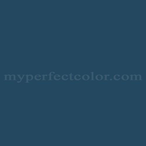 Match of Tnemec™ 35BL Academy Blue *