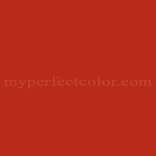Match of Tnemec™ 06SF (formerly SC09) Candy Apple Red/Safety *