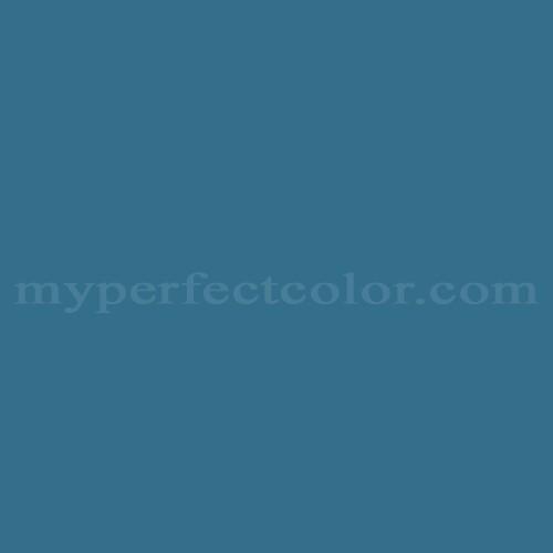 Benjamin Moore™ CSP-655 bellbottom blues