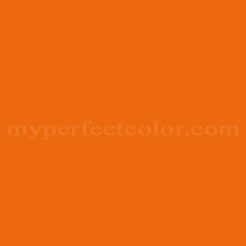 Burnt Orange Pms 158 Described By Sherwin Williams As Quot Neon Orange Quot Color Virginia Tech