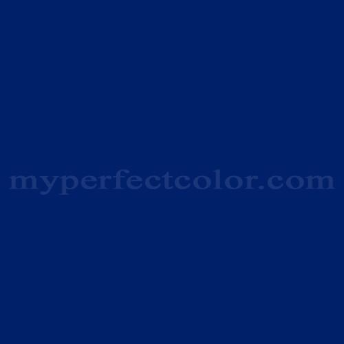 Deep Blue Paint Code