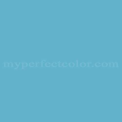 Color match of Pantone PMS 7458 C .*