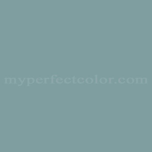 Benjamin Moore CW 590 Williamsburg Wythe Blue