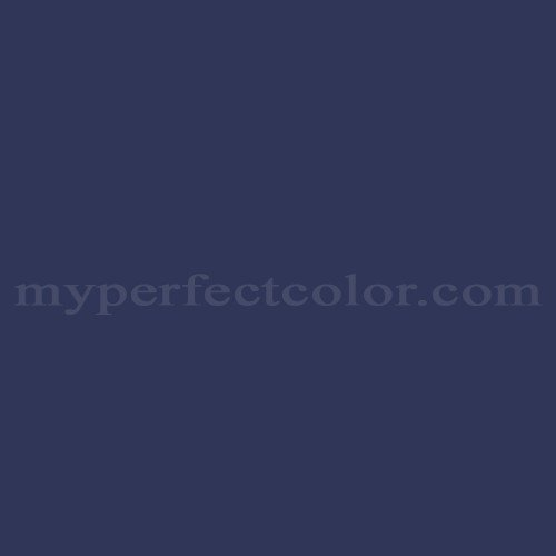 Color Match Of Behr Hdc Md 01 Majestic Blue