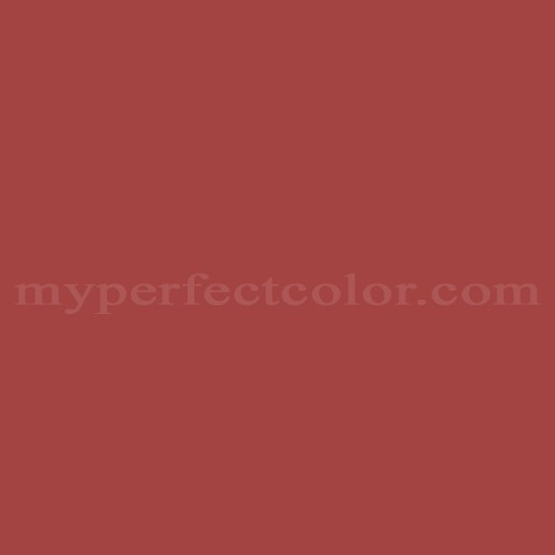 Benjamin Moore Or 194 Red Barn