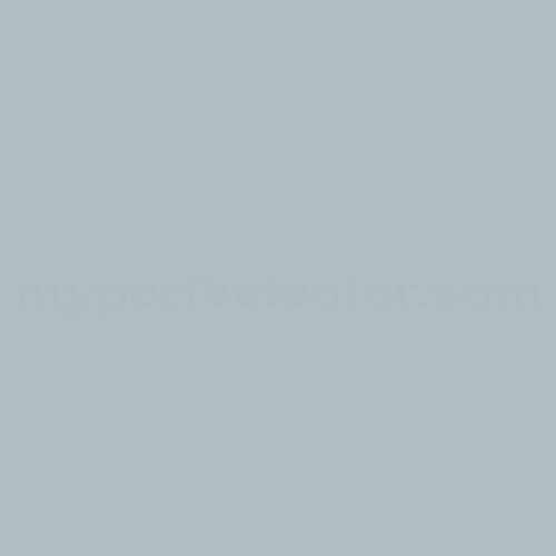 Benjamin Moore Or 412 Harbour Mist Blue