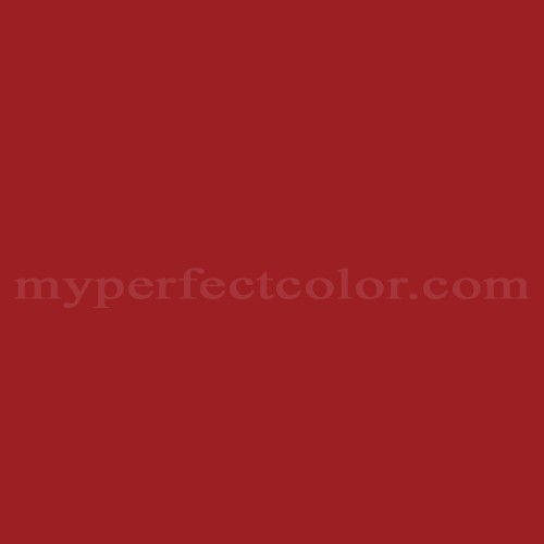 Match of Ideal Revetement™ 8386 Bright Red *