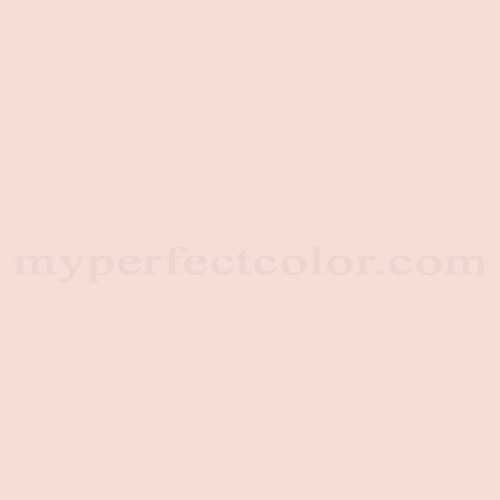 Match of Kelly Moore™ KM4436-1 Touch Of Blush *
