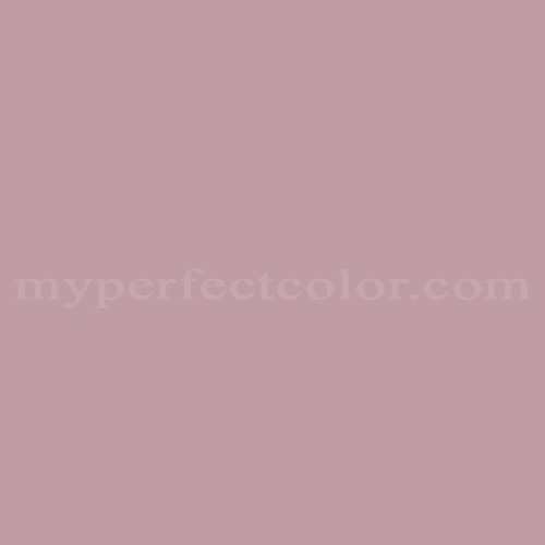 Match of Kelly Moore™ KM4473-2 Rosey Mauve *