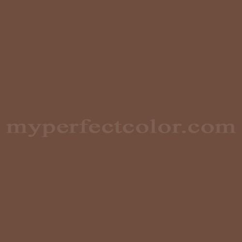 Match of Kelly Moore™ KM4519-5 Turkish Coffee *