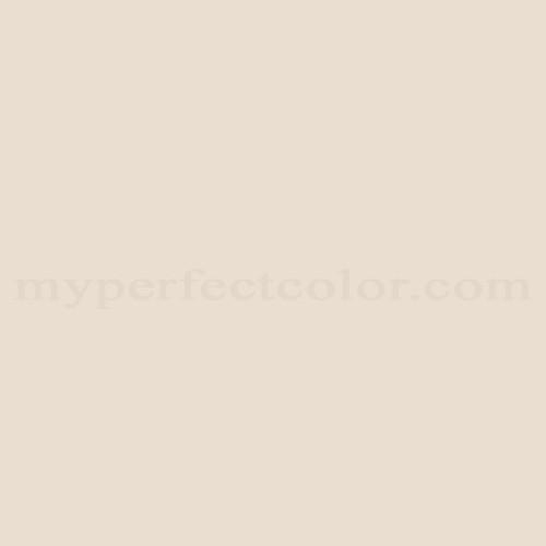 Match of Kelly Moore™ KM4639-1 Vanilla Flower *