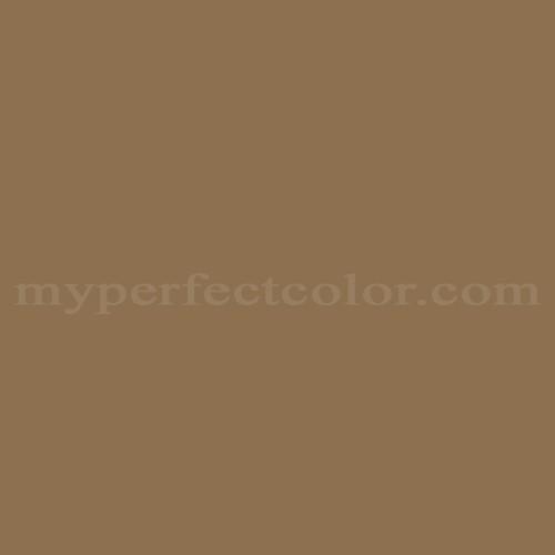 Match of Kelly Moore™ KM4659-5 Tobacco Leaf *
