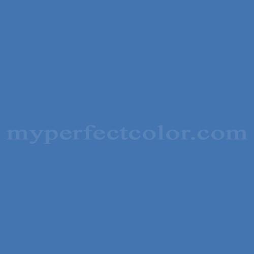 Match of Kelly Moore™ KM4973-3 Blue Bonnet *
