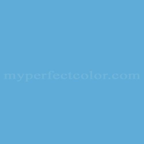 Match of Kelly Moore™ KM5007-2 Baja Blue *