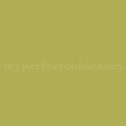 Match of Kelly Moore™ KM5148-5 Green Bananas *