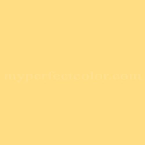 Match of Kelly Moore™ KM5202-3 Bursting Lemon *