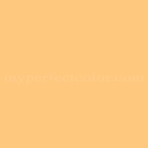 Match of Kelly Moore™ KM5328-2 Egg Yoke Yellow *