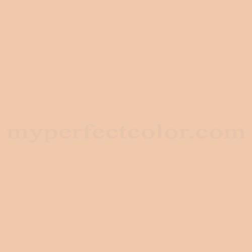 Match of Kelly Moore™ KM5375-1 Peach A La Mode *